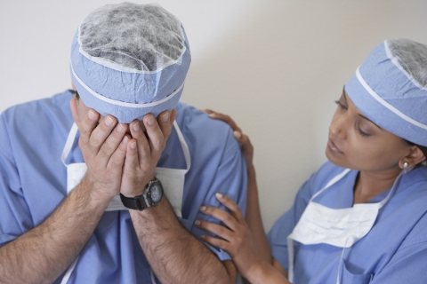 The Effects of Medical Negligence on Physicians