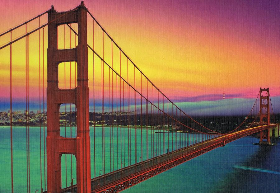 The most beautiful places to visit in san francisco for Entrance to rivet city