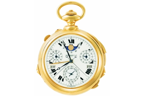 The Patek Philippe Supercomplication
