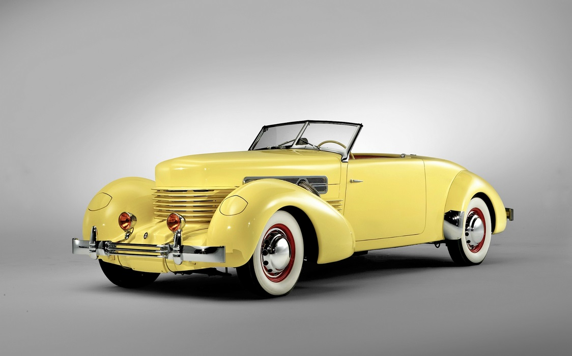The Short History Of The Cord Automobile Bloglet Com