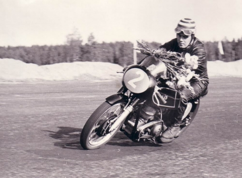 Vintage Motorcycle Racing