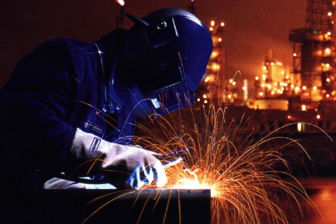 Welding Health and Safety Guidelines Picture