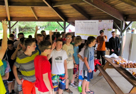 What impact can a boys summer camp have on your child 2