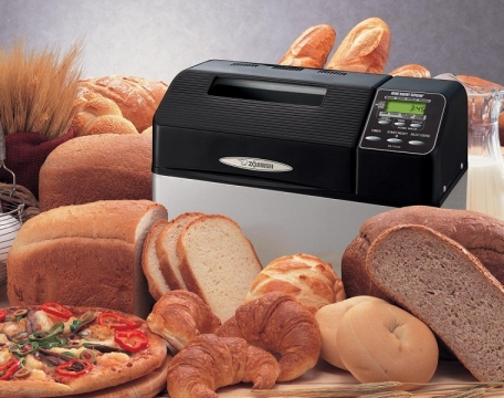 Zojirushi BB-PAC20 VS Zojirushi BB-CEC20 Bread Machine Picture