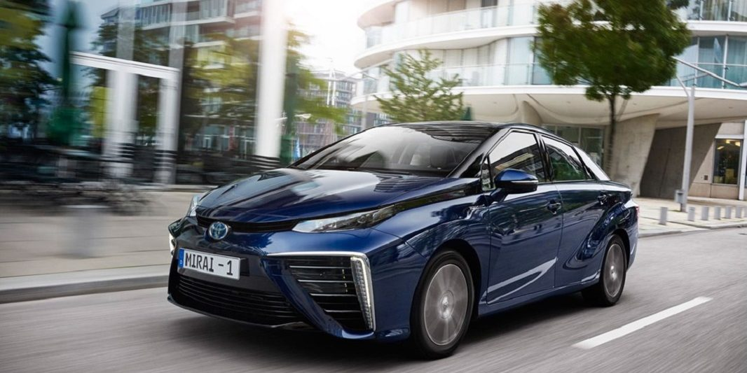 Hydrogen Fuel-Cell Cars Threatening BEVs - What the Future