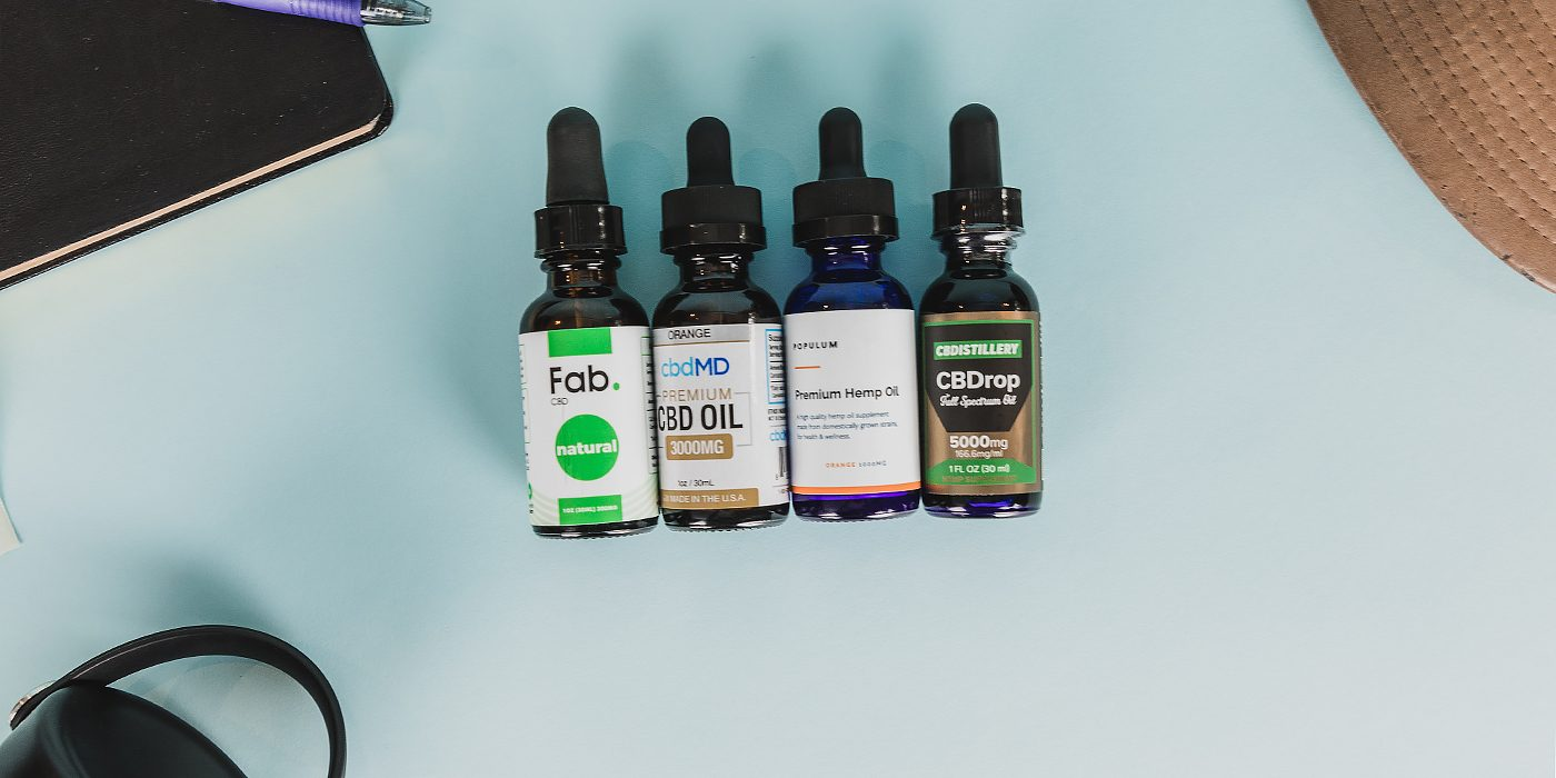 Top 10 Brands of CBD Oil to Try Today | BlogLet com